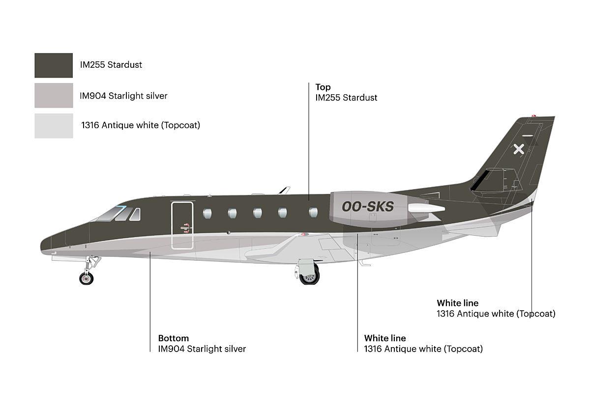 SS Vliegtuig
